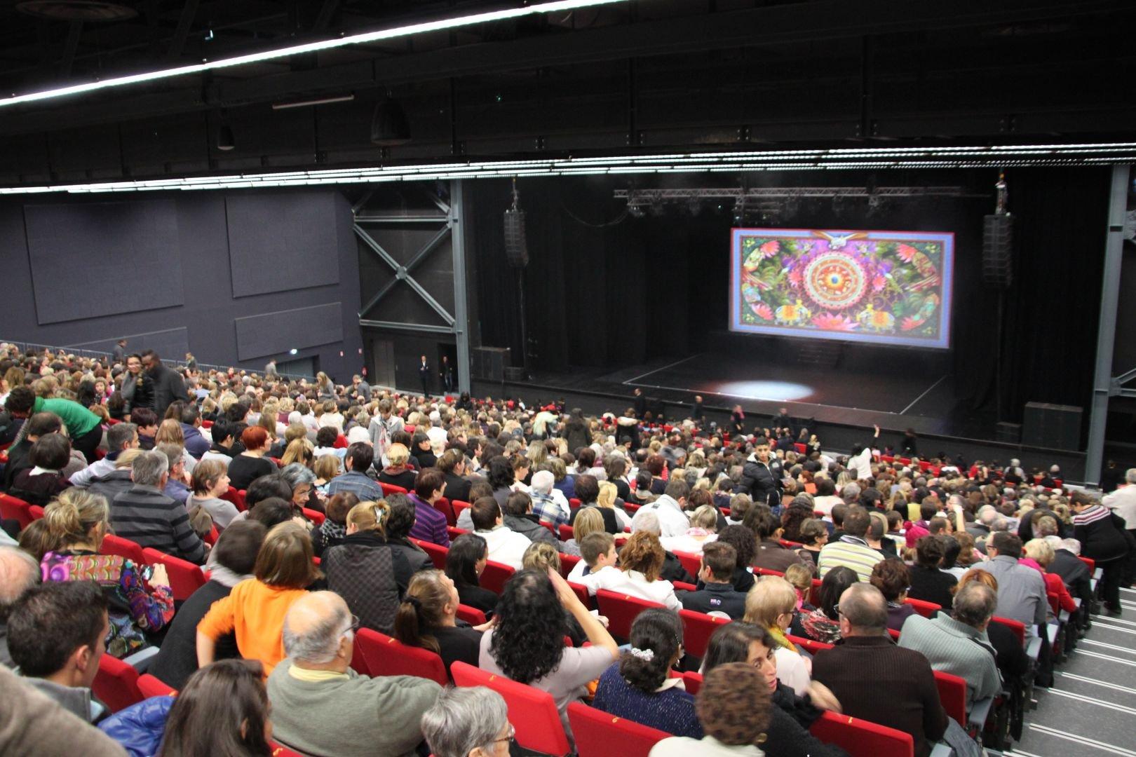 salle spectacle montelimar